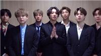 Tranh thủ ngắm đủ 7 thành viên BTS trong video nhận giải tầm ảnh hưởng Hallyu quan trọng