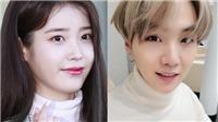 Fan đếm ngược thời gian, chờ hit khủng của IU kết hợp Suga BTS