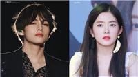 Lý do fan bật cười trước 'bằng chứng' hẹn hò giữa V BTS và Irene Red Velvet