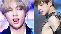 V BTS và những lần khoe biểu cảm 'đốn' tim fan