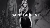 Rose Blackpink siêu 'chất' trong chiến dịch quảng cáo đầu tiên với Yves Saint Laurent