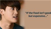 Loạt phát ngôn siêu hài về đồ ăn của dàn sao K-pop