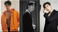 Ngắm Jin BTS và loạt nam thần K-pop sở hữu vai rộng quyến rũ