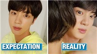 Hài hước những pha Jin BTS bị anh em phá đám khi 'selfie'