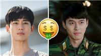10 tài tử có cát sê cao nhất K-biz: Lee Min Ho, Song Joong Ki, Hyun Bin đứng sau nhân vật này