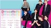 BTS tiết lộ lý do tung hit 'Dynamite' hoàn toàn bằng tiếng Anh