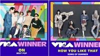 BTS, Blackpink làm nên lịch sử tại MTV VMA 2020