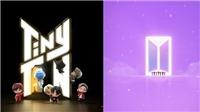 Ngắm BTS phiên bản hoạt hình siêu dễ thương vừa chính thức ra mắt