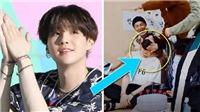 Video: Suga nhờ BTS tát mình mới dám tin đã lên top 1 Billboard