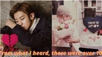 Chanyeol EXO bị tố lăng nhăng với hơn chục cô sau lưng bạn gái