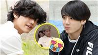 Tan chảy với những tương tác của bộ đôi V và Jungkook BTS