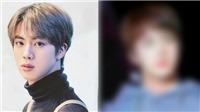 'Trai đẹp toàn cầu' Jin BTS mất tự tin hoàn toàn vì kiểu tóc này
