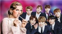 Kết quả giải AMA 2020: BTS chiến thắng dễ đoán, Taylor Swift vượt mặt các đồng nghiệp nam