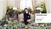Khoe vai trong căn phòng ngập hoa, Jimin BTS leo 'top trending' Twitter thế giới