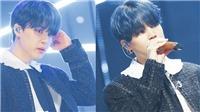 BTS: Jin chưng hửng trước lời chúc sinh nhật 'sát muối' từ Suga