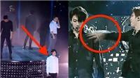 Khi idol Kpop mắc lỗi trên sân khấu: V và RM BTS hài hước nhất