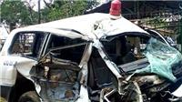 Tai nạn xe cứu thương, 3 người chết, 3 người bị thương