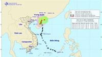 Tin mới nhất về cơn bão số 2: Tâm bão giật cấp 10, Bắc Biển Đông mưa dông mạnh
