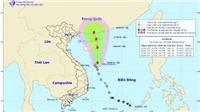 Tin mới nhất về áp thấp nhiệt đới gần bờ, khả năng mạnh lên thành bão số 2