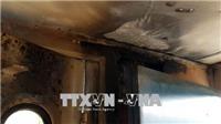 Cháy toa tàu hỏa chở 35 người tại ga Hảo Sơn, Phú Yên