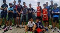 Đội bóng thiếu niên Thái Lan bị kẹt trong hang xứng đáng 'vô địch World Cup'
