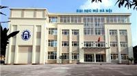 Viện Đại học Mở Hà Nội công bố điểm chuẩn năm 2018