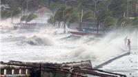 Bão giật cấp 8 đi vào vùng biển từ Thái Bình đến Nghệ An