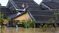 CẢNH BÁO Áp thấp nhiệt đới, siêu bão MANGKHUT và đợt mưa rất to ở miền Bắc