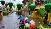 Áp thấp nhiệt đới chồng siêu bão MangKhut nguy cơ đổ bộ Biển Đông?