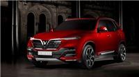 Chính thức ra mắt hai mẫu Sedan và SUV của VinFast tại Paris Motor Show