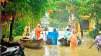 Không khí lạnh tăng cường, đêm 2/10, Nam Trung Bộ tiếp tục mưa lớn, dông lốc