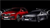 VinFast chính thức công bố hai mẫu Sedan và SUV LUX A2.0 và LUX SA2.0