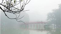 Không khí lạnh tăng cường, Bắc Bộ và Trung Bộ mưa dông