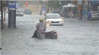 Tình hình mưa lũ, thời tiết miền Trung: Lũ từ Quảng Bình đến Phú Yên lên trở lại