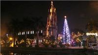 Những nhà thờ lớn đón Lễ Giáng sinh lý tưởng nhất của người Hà Nội