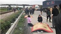 CẬP NHẬT xe tải đâm vào đám tang: 7 người chết tại chỗ, thêm 2 người chết tại viện