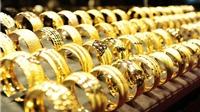 Giá vàng giảm nhẹ chờ ngày Thần tài