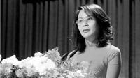 Phó Chủ tịch UBND TPHCM Nguyễn Thị Thu sẽ được an táng tại quê nhà