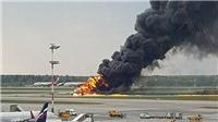 Cháy máy bay tại Nga: Ủy ban Điều tra khởi tố hình sự