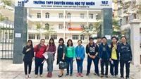 CẬP NHẬT: Các trường THPT bắt đầu công bố điểm thi vào lớp 10