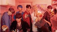 BXH Danh tiếng nhóm nhạc nam tháng 6: BTS khó bị truất ngôi