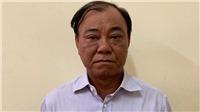 Bắt nguyên Tổng Giám đốc Tổng Công ty Nông nghiệp Sài Gòn - TNHH Một thành viên Lê Tấn Hùng