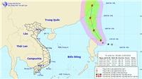 Tin bão gần Biển Đông, bão Danas