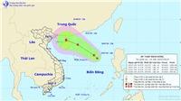 Dự báo thời tiết: Vùng áp thấp trên biển Đông khả năng mạnh lên thành bão