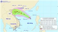 Tin bão: Áp thấp nhiệt đới mạnh lên thành bão, diễn biến rất phức tạp về cường độ và hướng đi