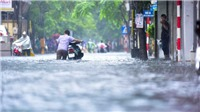 Dự báo thời tiết: Bắc Bộ và Thanh Hoá có nơi mưa to và dông lớn