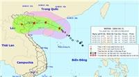 Dự báo thời tiết: Tin áp thấp nhiệt đới