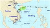 Áp thấp nhiệt đới suy yếu, cảnh báo lũ khẩn cấp trên các sông miền Trung, Tây Nguyên