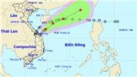 Bão số 5: Áp thấp nhiệt đới gây mưa rất to từ Nghệ An đến Quảng Nam