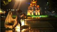 Dự báo thời tiết: Bắc Bộ và Thanh Hóa mưa dông,còn 5 cơn bão trên biển Đông